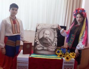 День народження Т.Г. Шевченко